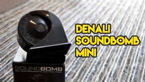 Denali SoundBOMB Mini 113db Horn